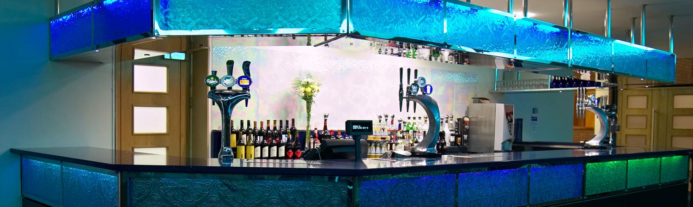 Calderfields Golf Club Bar Refurbishment